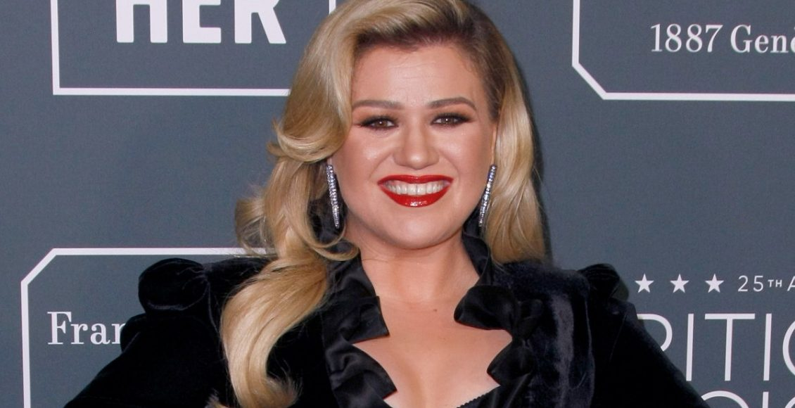 Kelly Clarkson Won The Best Entertainment Talk Show Host at the 2020