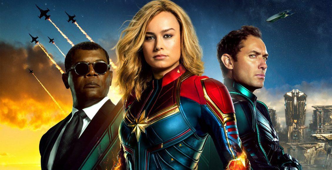 Hollywood Movie Captain Marvel