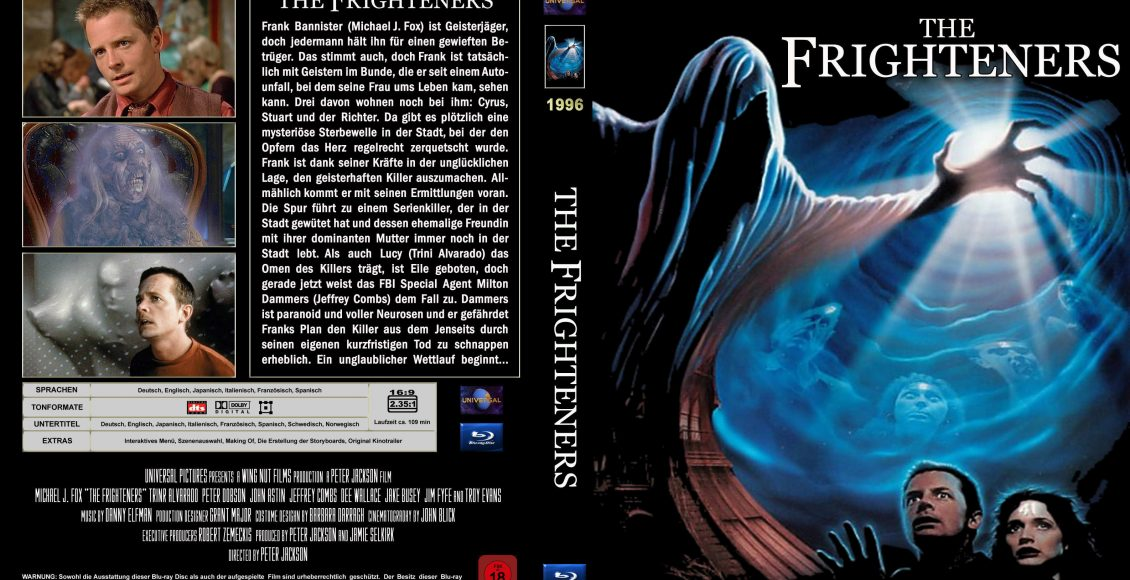 Hollywood Movie The Frighteners Plot Summary Reviews Actors Quotes 1996